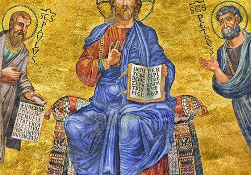 XXXIV Domenica- Cristo Re anno a